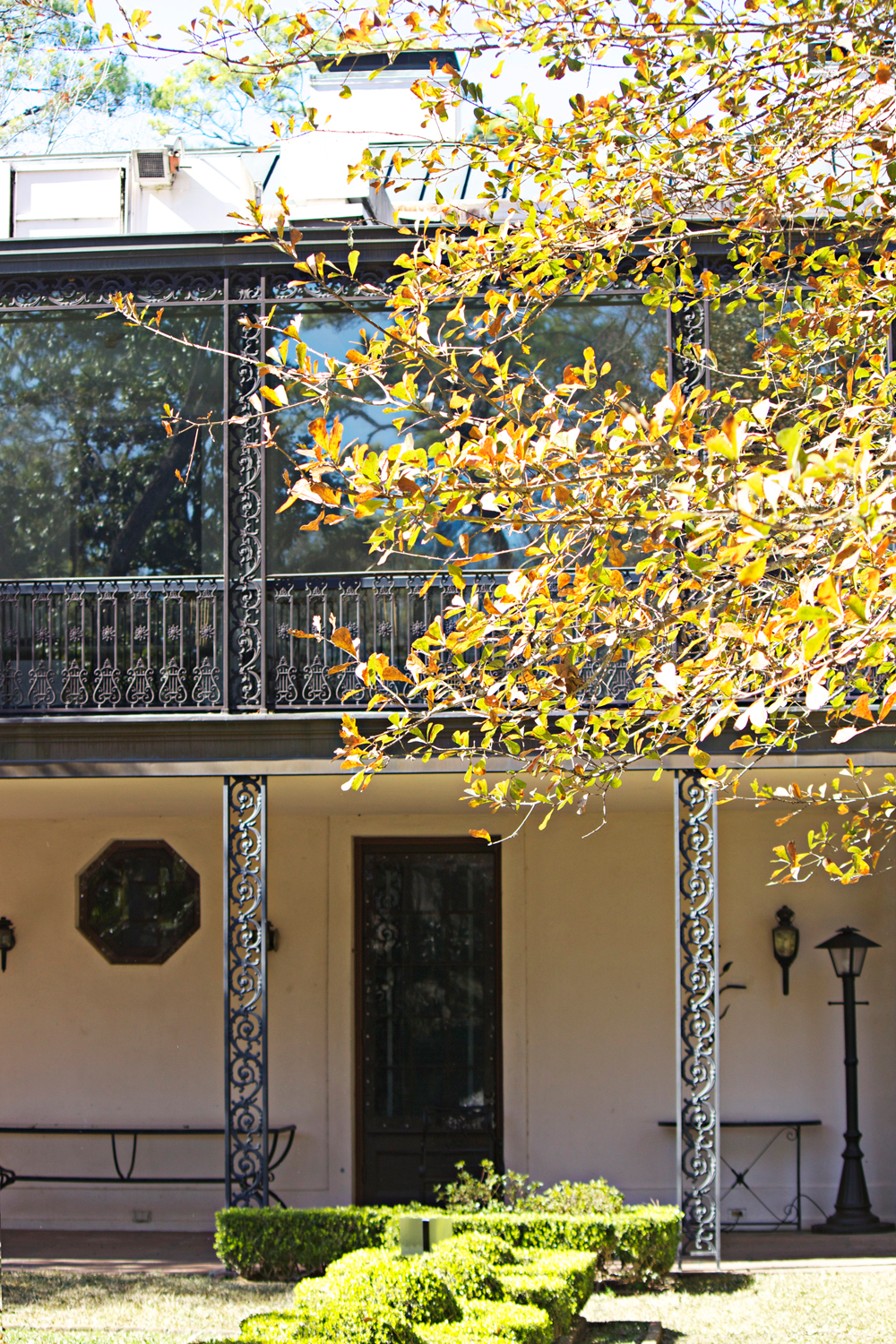 new orleans style mansion - photo copyright Allison Beth Cooling