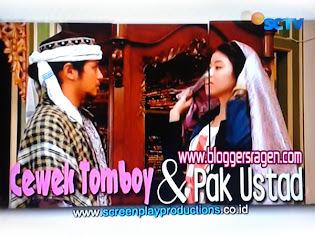 Cewek Tomboy dan Pak Ustadz FTV