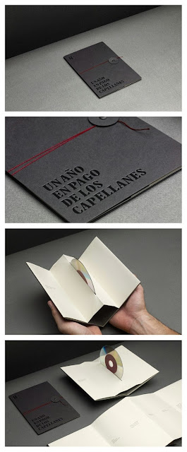 Inspiration Iscomigoo Webdesign: Packaging CD
