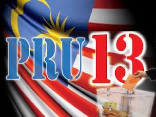 keputusan penuh PRU13