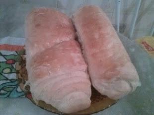 Meu pão caseiro