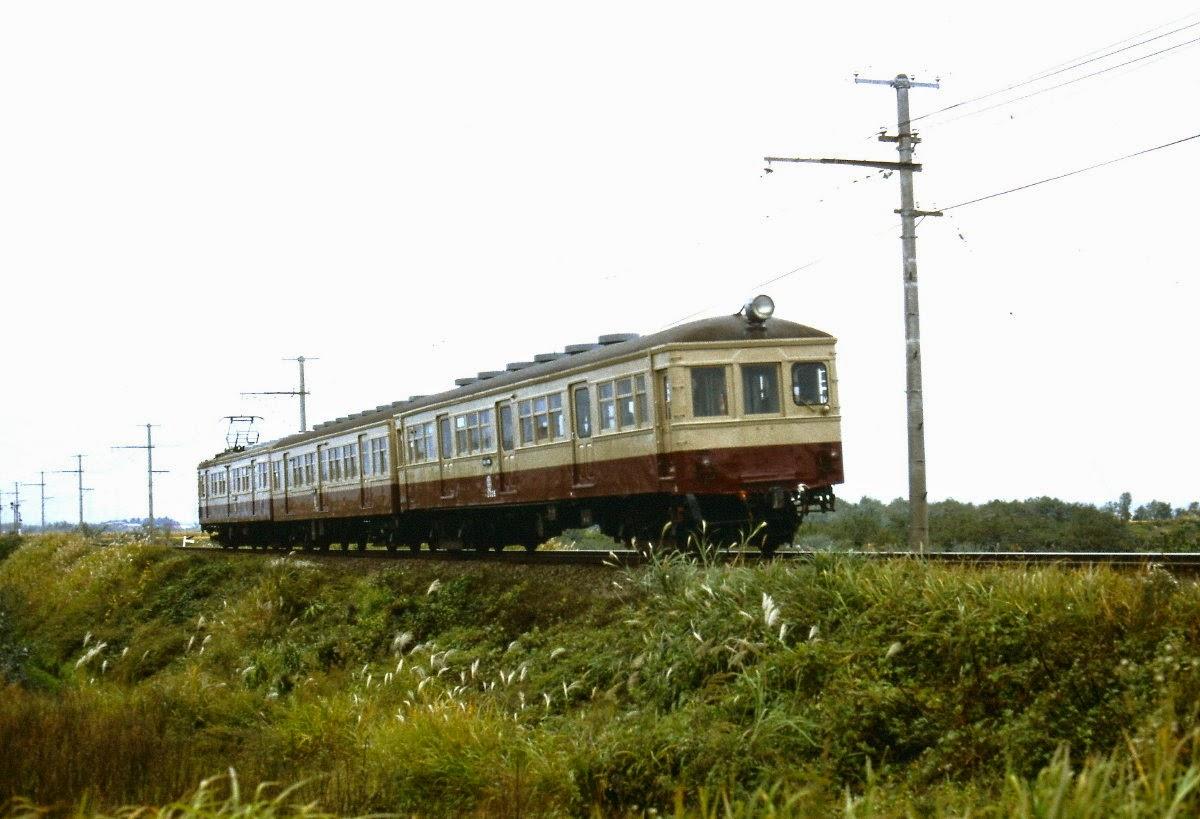 吊り掛け電車をもとめて: 阪和電...