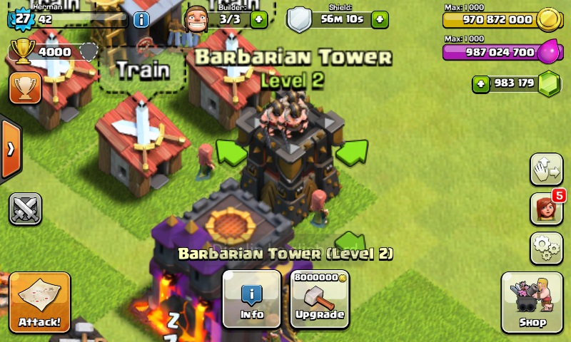 Image result for Clash of Clans Hacks, Mods & Cheats