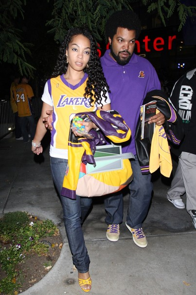 Woodruff  wife of rapper turned actor Ice Cube  Kim and Ice Cube    Ice Cube Daughter