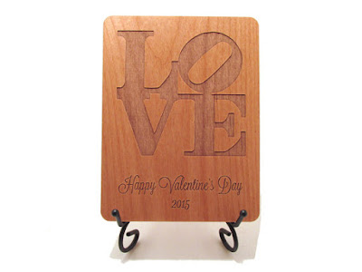 Love Sculpture Card