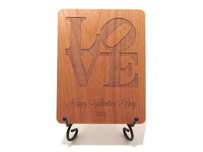 Love Sculpture Card