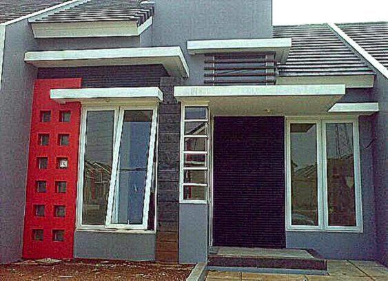 Desain Rumah Minimalis Tipe 21 Terbaru 2014  Siberat