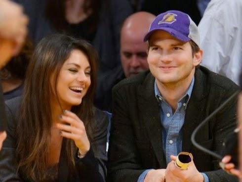Kutcher Kunis rancang perkahwinan mewah