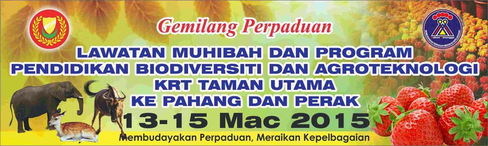 Program Pendidikan Biodiversiti Dan Agroteknologi