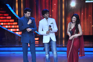 'Kya Super Cool Hain Hum' casts on the sets of Jhalak Dikhhla Jaa Images