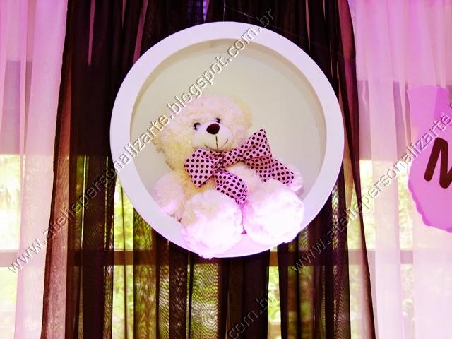 decoracao ursinhas provencal porto alegre