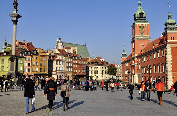 warsaw cheap vacation places