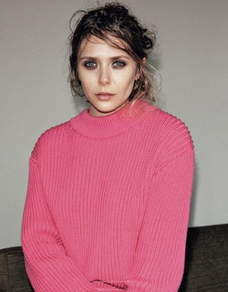 Elizabeth Olsen by Angelo Pennetta for Dazed & Confused