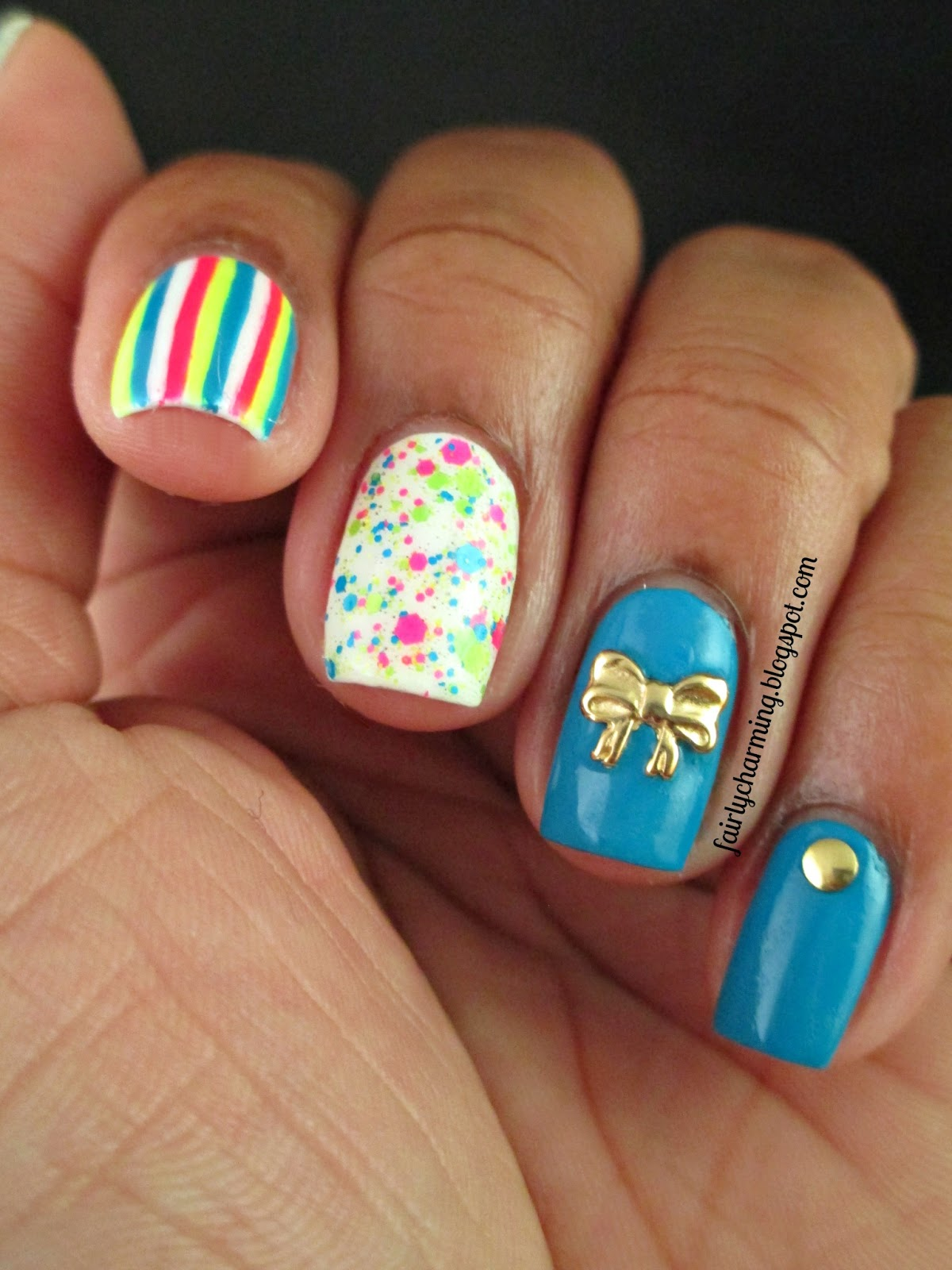 Fairly Charming: Mix \'n Match with Pipe Dream Polish!