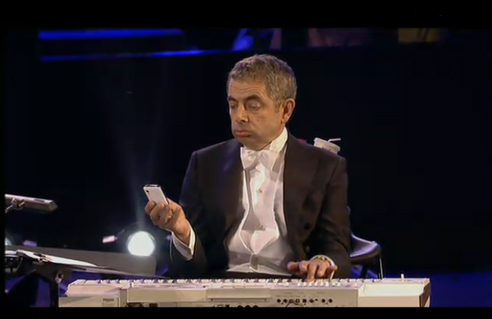 Mr Bean Olympics London 2012