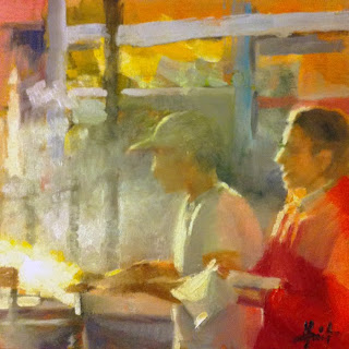 Streetfood by Liza Hirst