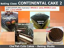 Baking Class: CONTINENTAL 2