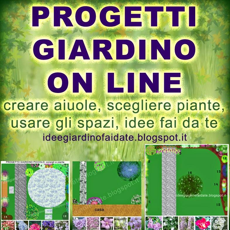 Awesome progettare giardino fai da te yf45 pineglen for Creare piccolo giardino