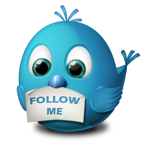 Siga me no twitter