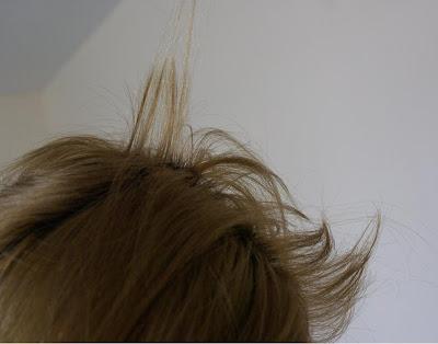 Wasze włosy u Mysi. Ostre cięcie u Kariny i rekonstrukcja L'Oreala