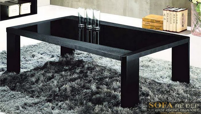 Bàn sofa gỗ BS032