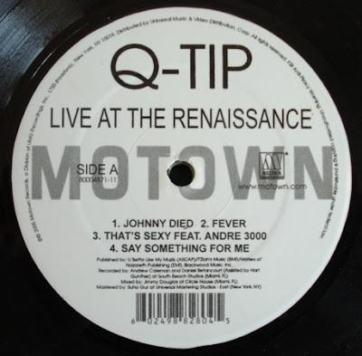 Q-Tip – Live At The Renaissance (2006) (192 kbps)