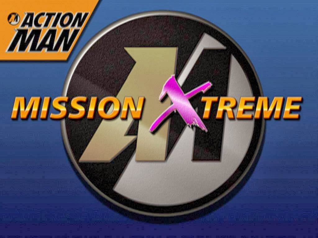 Game Review Action Man Mission Extreme
