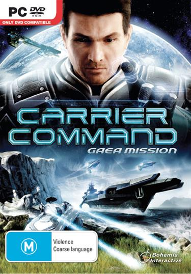 Carrier Command Gaea Mission PC Full Español Descargar Skidrow