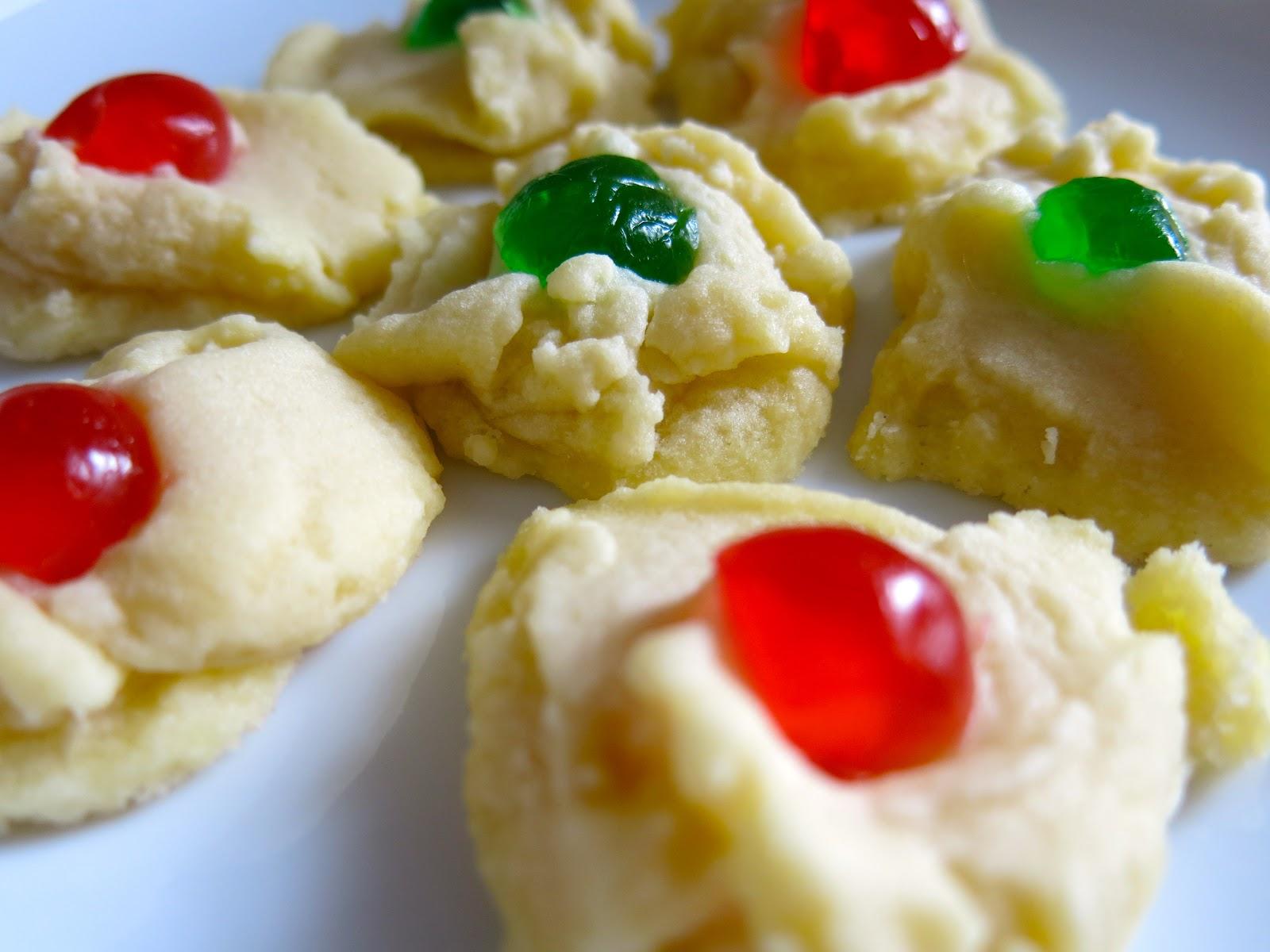 Caker Cooking Shortbread Cookies