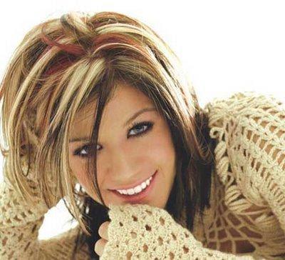 de tu pelo natural con un tono castaño luce opaco con un tono