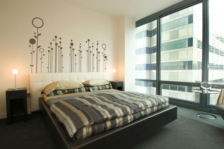 Martacorgo vinilos decorativos para dormitorios for Vinilos de dormitorios