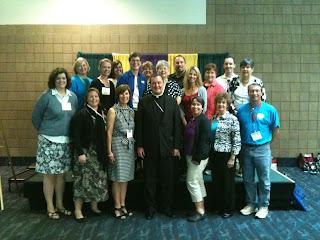 Montgomery Catholic Shines at National Catholic Education Association Conference 1