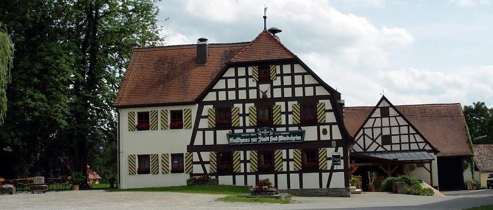 Gasthaus Zur Stadt Bad Windsheim Haaghof