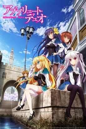 Absolute Duo Capitulo 9