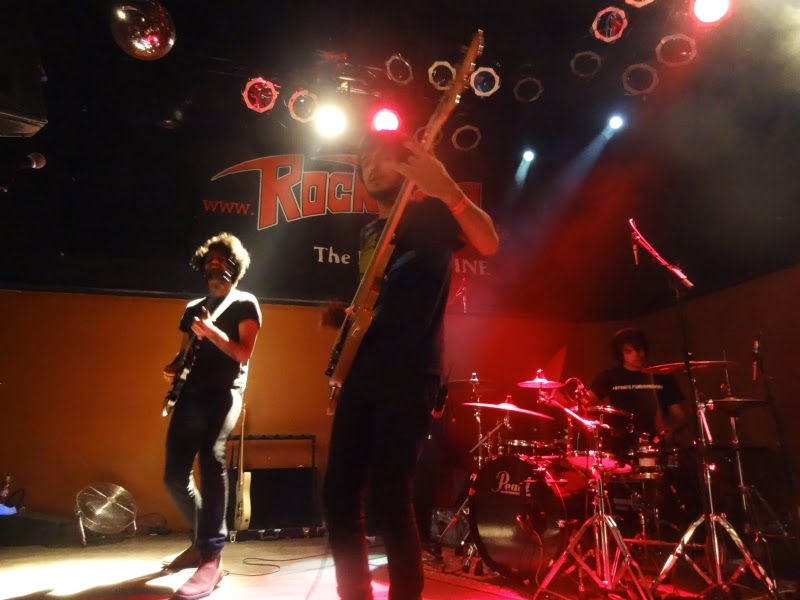 04.04.2015 Bochum - Rockpalast: Skyharbor