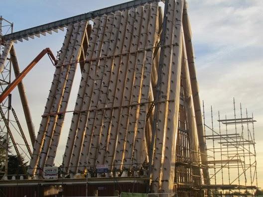 Construcciones de cartón, a prueba de sismos