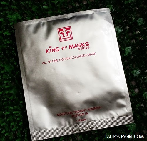 King Of Mask Series All in One Collagen Mask