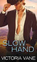 Slow Hand (Hot Cowboy Nights #1)