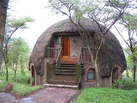 House african style