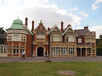 The Mansion - Bletchley Park
