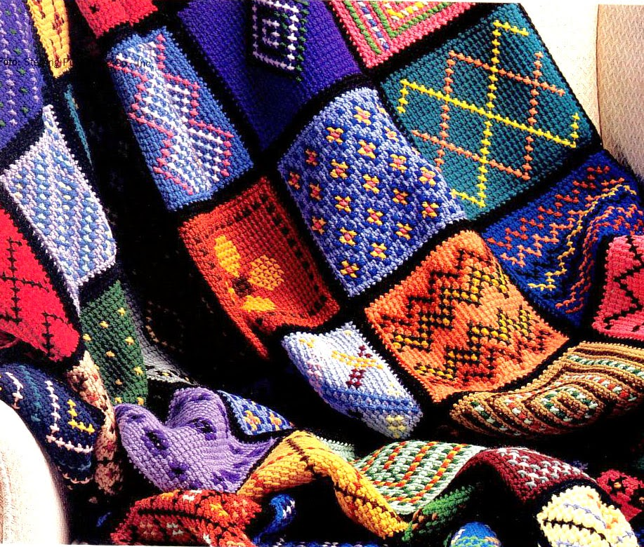 tejidos artesanales en crochet: historia y teorias sobre el tejido ...