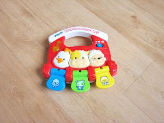 Vtech Kiekeboe Boerderij - leuk goedkoop speelgoed
