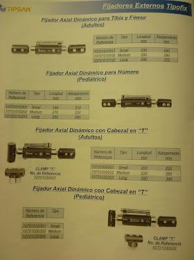Fijadores Externos Tipofix