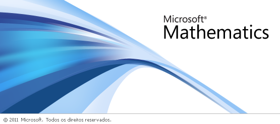 Conheça o software Microsoft Mathematics 4.0
