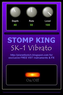 Stomp King SK-1