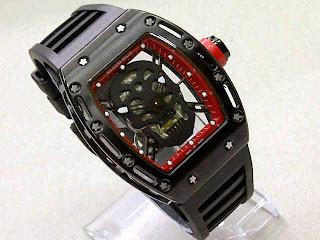 harga jam tangan richard mille otomatis