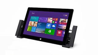 Docking Station on Microsoft Surface Pro 2