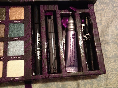 Urban Decay, Urban Decay Book Of Shadows IV, makeup palette, holiday gift guide, holiday gifts, eyeshadow, eye shadow, Urban Decay Primer Potion