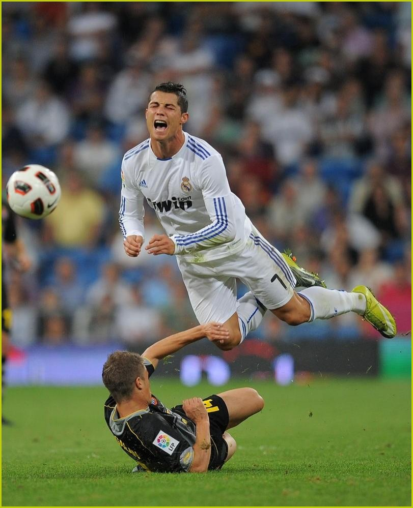 Cristiano Ronaldo Junior Tumblr Picture