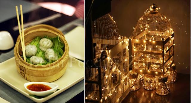 Diva Kitsch, dumplings, bamboo steamer